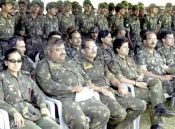 Indian Army in Sri Lanka for Tsunami relief